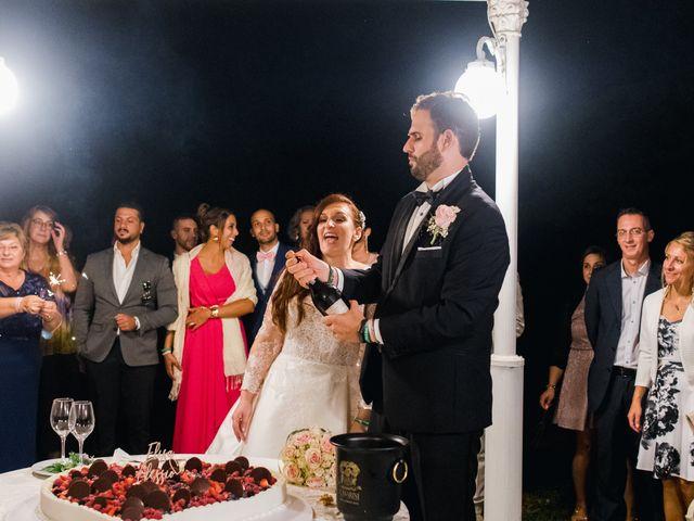 Il matrimonio di Alessio e Elisa a Vigevano, Pavia 91