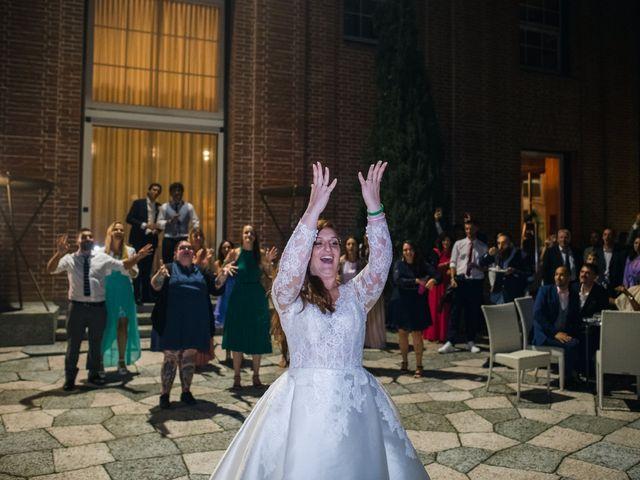 Il matrimonio di Alessio e Elisa a Vigevano, Pavia 92