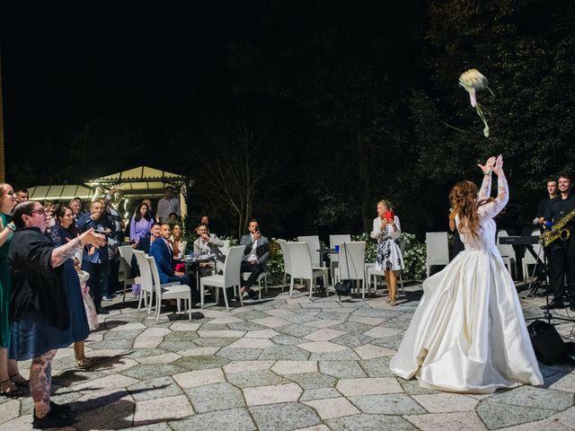 Il matrimonio di Alessio e Elisa a Vigevano, Pavia 93