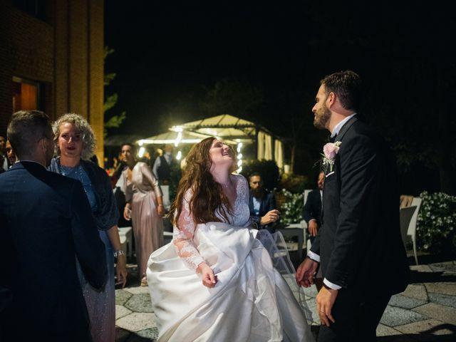 Il matrimonio di Alessio e Elisa a Vigevano, Pavia 95