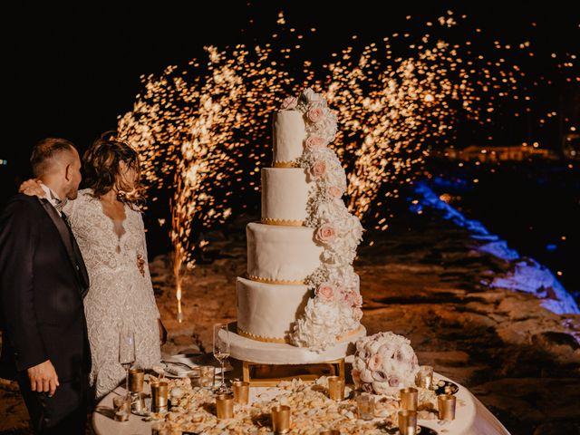 Il matrimonio di Valeria e Flavio a Bacoli, Napoli 84