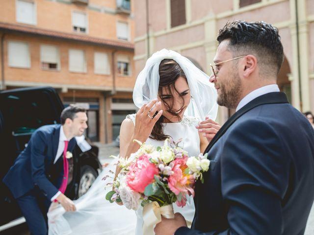 Il matrimonio di Carmine e Claudia a Cesena, Forlì-Cesena 9
