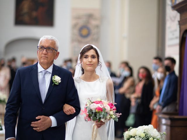 Il matrimonio di Carmine e Claudia a Cesena, Forlì-Cesena 11