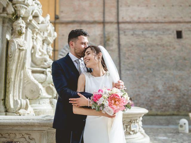 Il matrimonio di Carmine e Claudia a Cesena, Forlì-Cesena 15