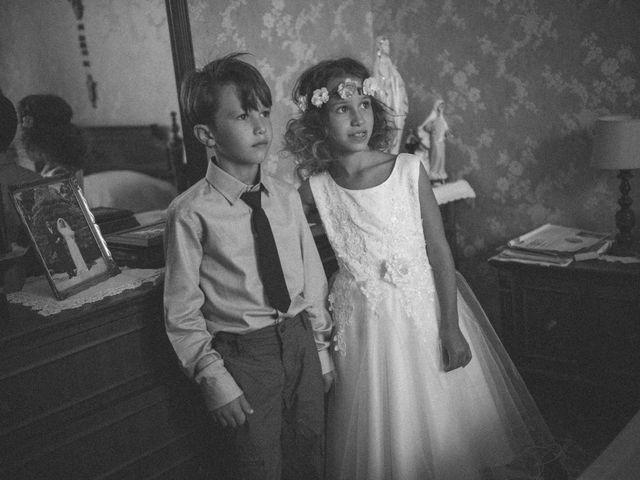 Il matrimonio di Andrea e Gloria a Ortovero, Savona 8