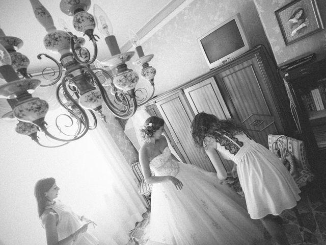 Il matrimonio di Andrea e Gloria a Ortovero, Savona 13