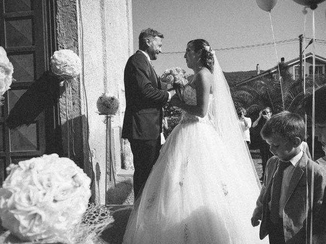 Il matrimonio di Andrea e Gloria a Ortovero, Savona 31