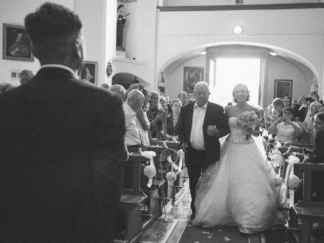 Il matrimonio di Andrea e Gloria a Ortovero, Savona 35