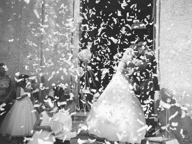 Il matrimonio di Andrea e Gloria a Ortovero, Savona 41
