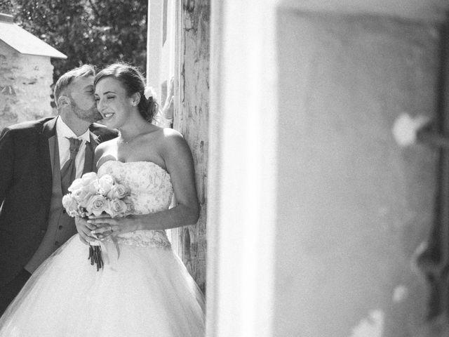 Il matrimonio di Andrea e Gloria a Ortovero, Savona 1