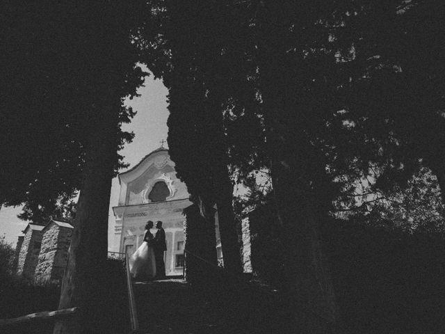 Il matrimonio di Andrea e Gloria a Ortovero, Savona 45