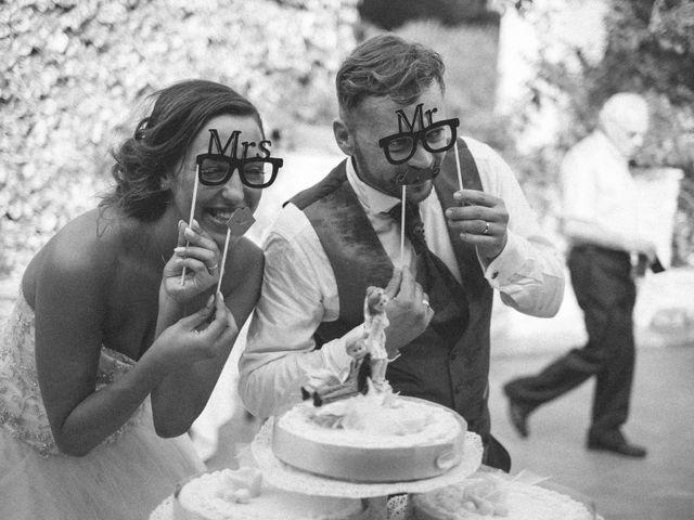 Il matrimonio di Andrea e Gloria a Ortovero, Savona 63