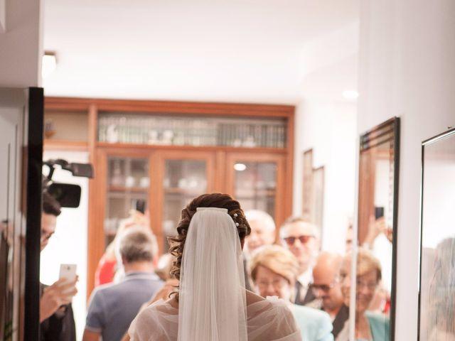 Il matrimonio di Mattia e Federica a Falconara Marittima, Ancona 15