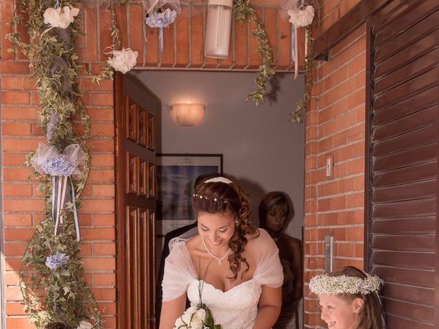 Il matrimonio di Mattia e Federica a Falconara Marittima, Ancona 17