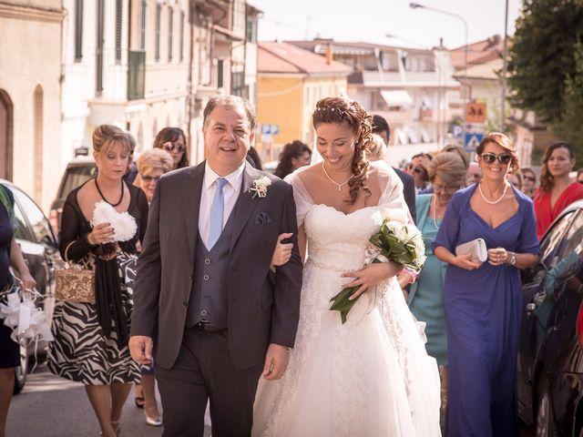 Il matrimonio di Mattia e Federica a Falconara Marittima, Ancona 18