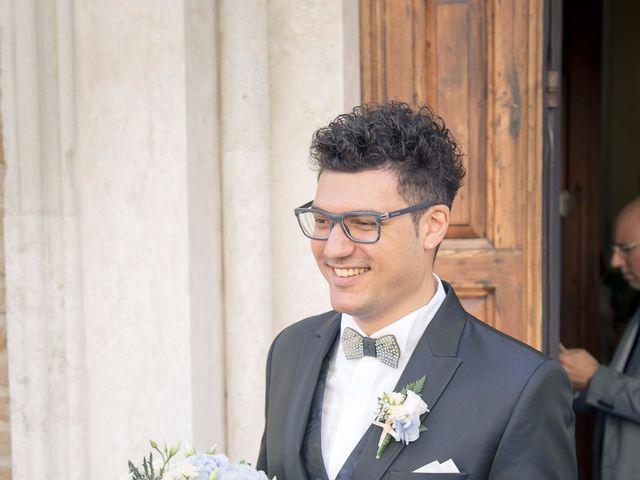 Il matrimonio di Mattia e Federica a Falconara Marittima, Ancona 19