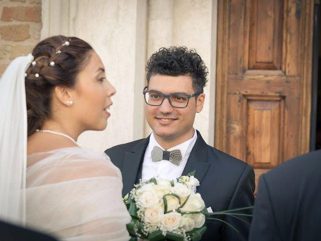Il matrimonio di Mattia e Federica a Falconara Marittima, Ancona 20