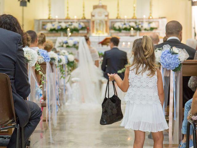 Il matrimonio di Mattia e Federica a Falconara Marittima, Ancona 21