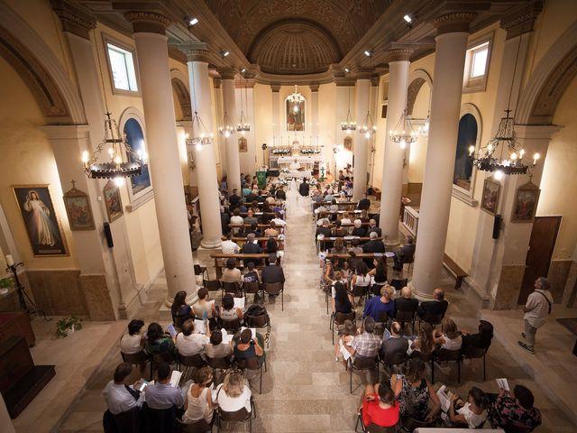 Il matrimonio di Mattia e Federica a Falconara Marittima, Ancona 28