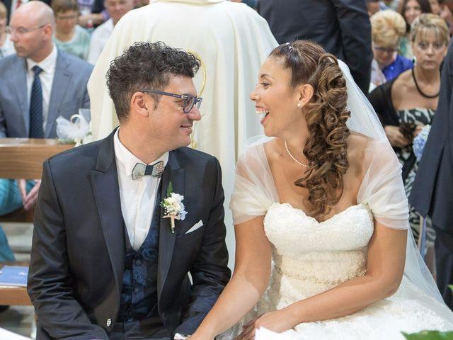 Il matrimonio di Mattia e Federica a Falconara Marittima, Ancona 30