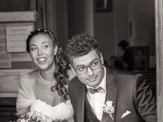 Il matrimonio di Mattia e Federica a Falconara Marittima, Ancona 31