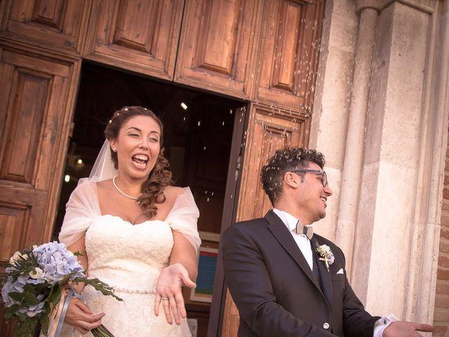 Il matrimonio di Mattia e Federica a Falconara Marittima, Ancona 32