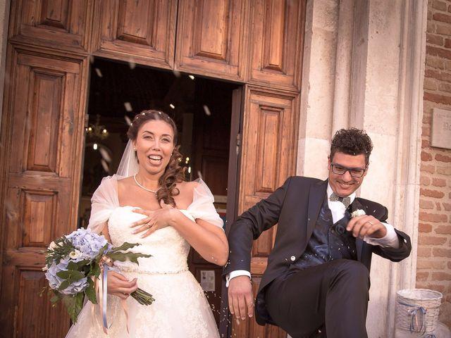 Il matrimonio di Mattia e Federica a Falconara Marittima, Ancona 33