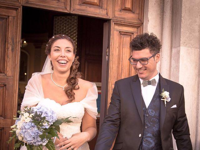 Il matrimonio di Mattia e Federica a Falconara Marittima, Ancona 34