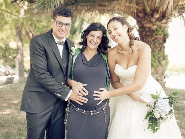 Il matrimonio di Mattia e Federica a Falconara Marittima, Ancona 38