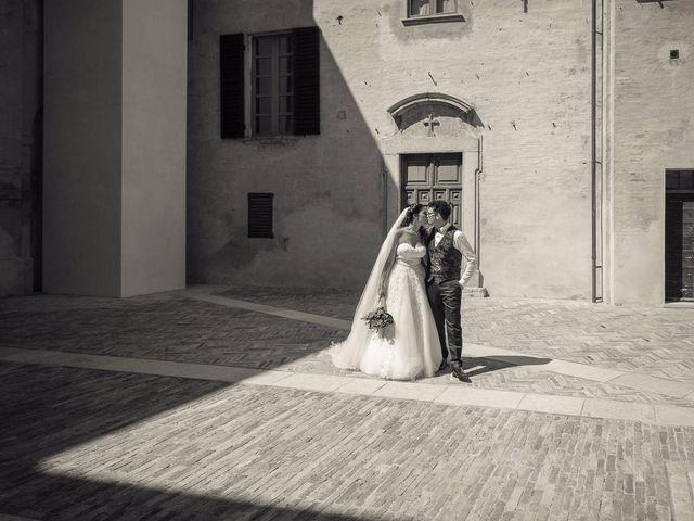 Il matrimonio di Mattia e Federica a Falconara Marittima, Ancona 41