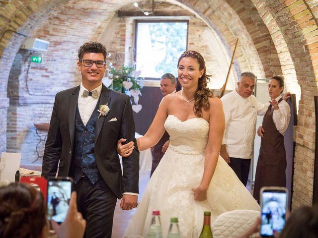 Il matrimonio di Mattia e Federica a Falconara Marittima, Ancona 46