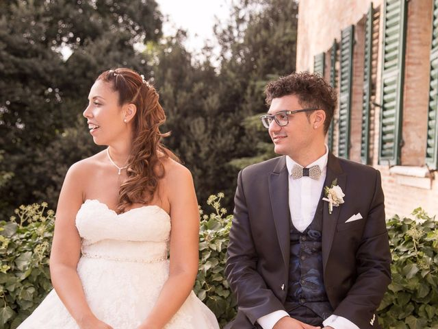 Il matrimonio di Mattia e Federica a Falconara Marittima, Ancona 49
