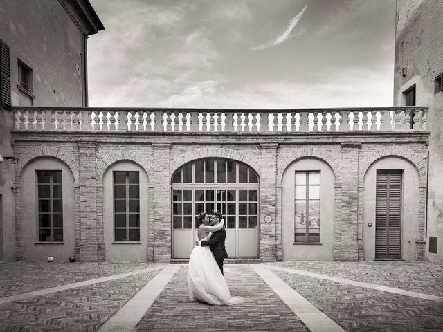 Il matrimonio di Mattia e Federica a Falconara Marittima, Ancona 50