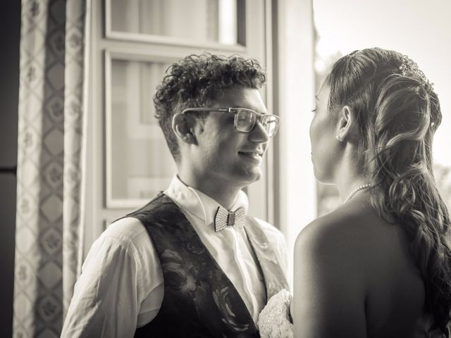 Il matrimonio di Mattia e Federica a Falconara Marittima, Ancona 51