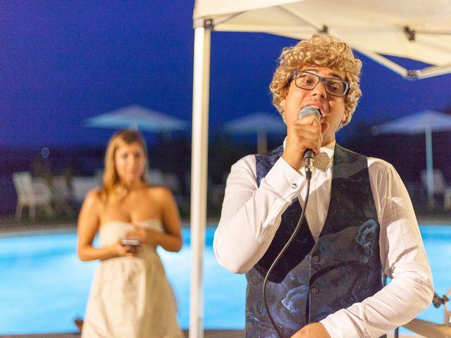 Il matrimonio di Mattia e Federica a Falconara Marittima, Ancona 63