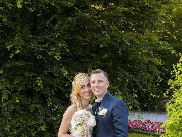 Il matrimonio di Matteo e Susanna a Seregno, Monza e Brianza 26