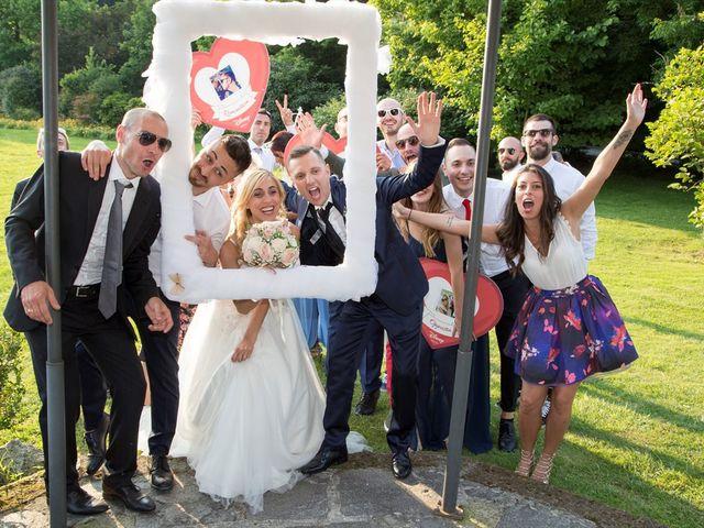 Il matrimonio di Matteo e Susanna a Seregno, Monza e Brianza 33