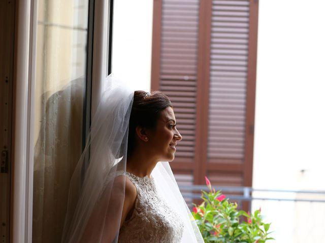 Il matrimonio di Cristian e Ameliana a San Severo, Foggia 7
