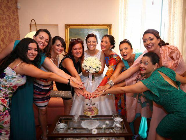 Il matrimonio di Cristian e Ameliana a San Severo, Foggia 11