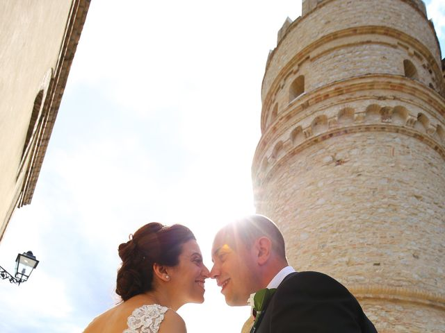Il matrimonio di Cristian e Ameliana a San Severo, Foggia 12