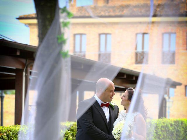 Il matrimonio di Cristian e Ameliana a San Severo, Foggia 14