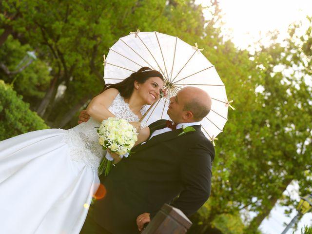 Il matrimonio di Cristian e Ameliana a San Severo, Foggia 16