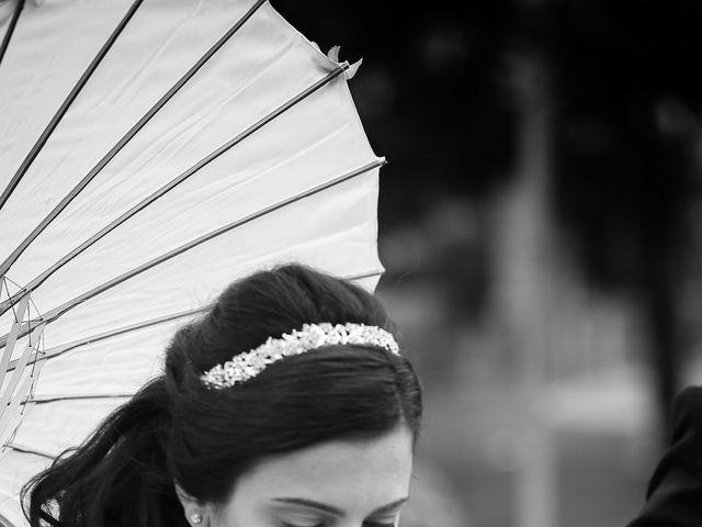 Il matrimonio di Cristian e Ameliana a San Severo, Foggia 17