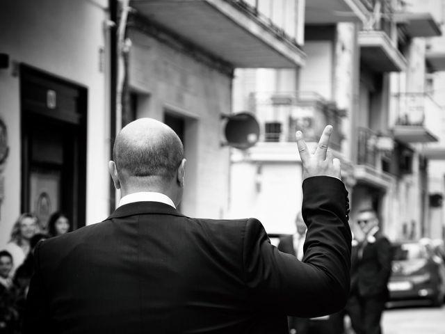 Il matrimonio di Cristian e Ameliana a San Severo, Foggia 21