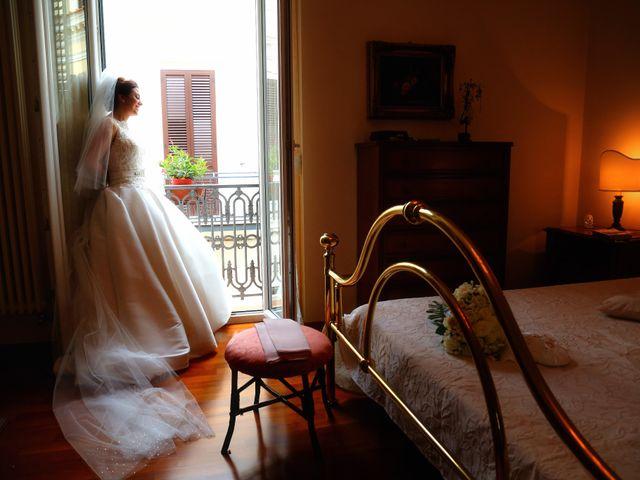Il matrimonio di Cristian e Ameliana a San Severo, Foggia 1
