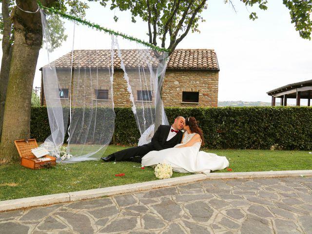 Il matrimonio di Cristian e Ameliana a San Severo, Foggia 27