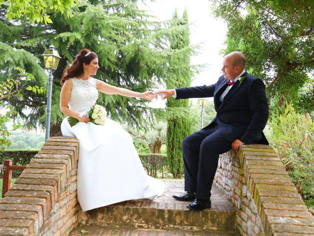le nozze di Ameliana e Cristian