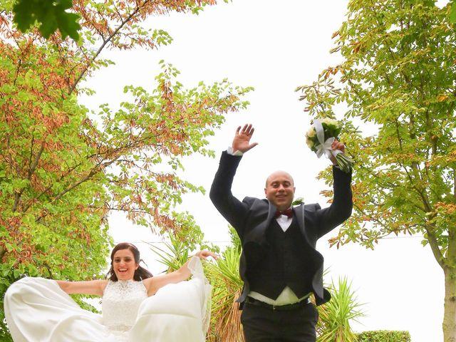 Il matrimonio di Cristian e Ameliana a San Severo, Foggia 29