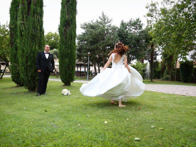 Il matrimonio di Cristian e Ameliana a San Severo, Foggia 30