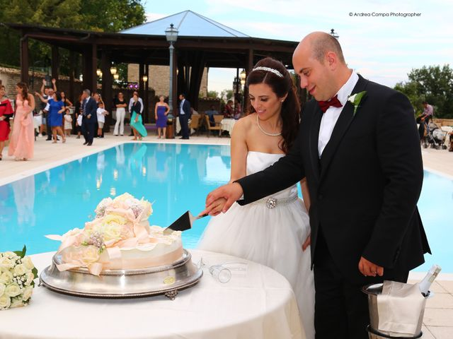 Il matrimonio di Cristian e Ameliana a San Severo, Foggia 34